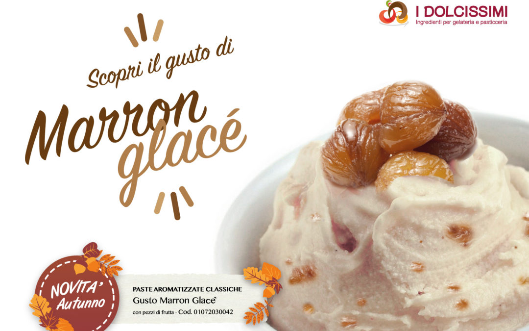 AUTUNNO MARRON GLACE'